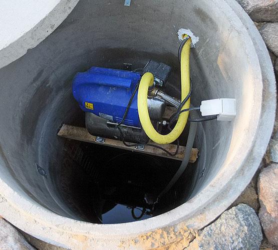 водоснабжение из колодца
